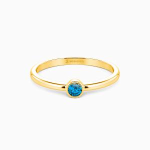 10K Gold My World Jewelry Rings