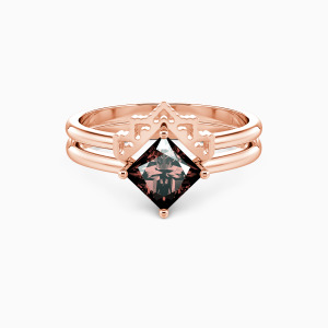 10K Rose Gold My Joy In Life Jewelry Rings